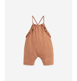 Play Up Play Up Jumpsuit in organic cotton Botany Raquel