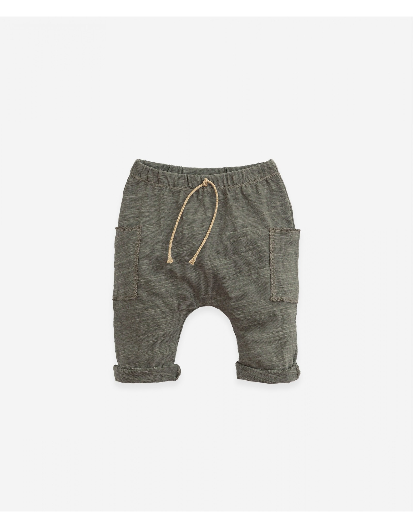 Play Up Play Up Flamé Jersey Trousers with pocket Botany Cocoon
