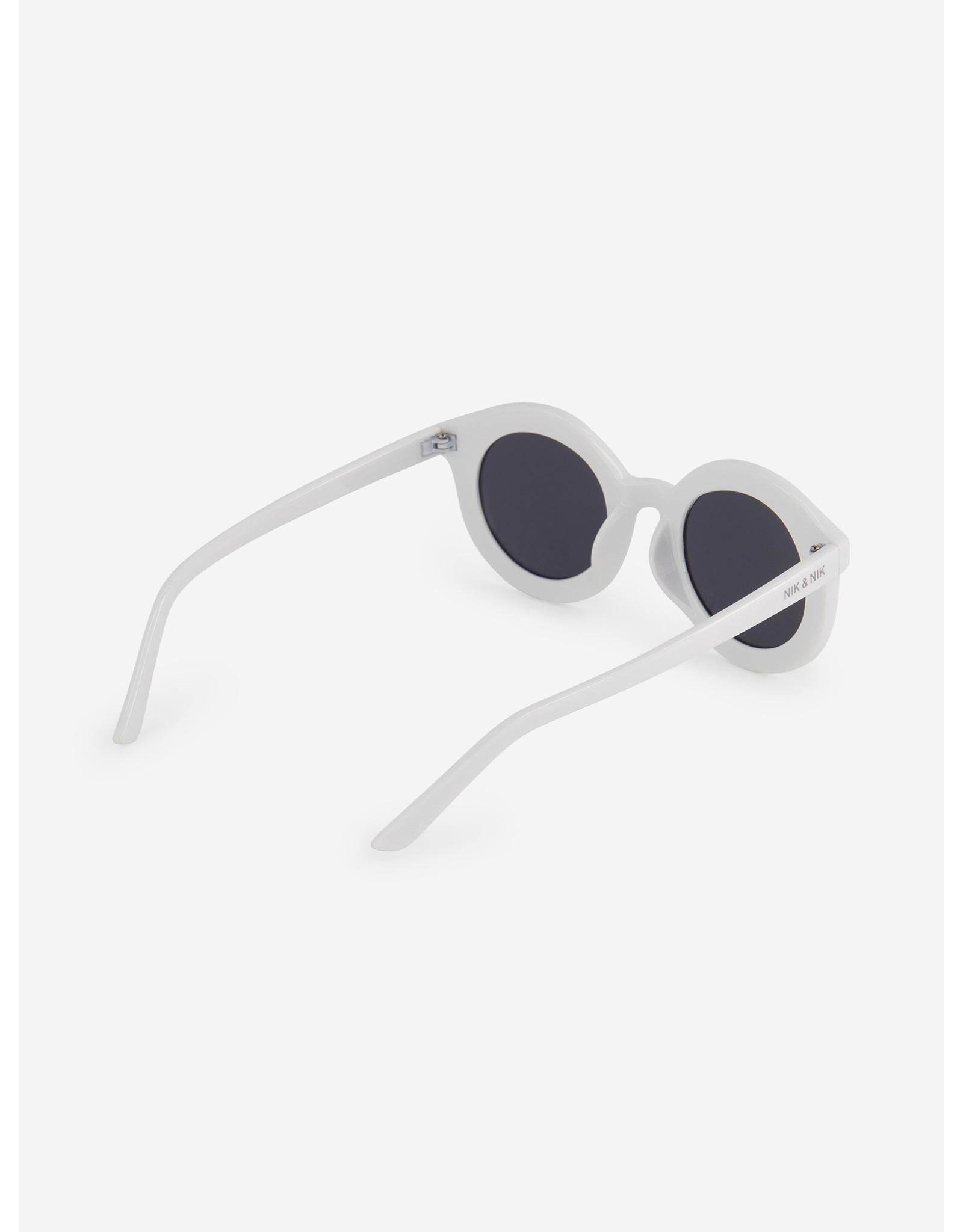 Nik&Nik NIK&NIK Lott Sunglasses Vintage White one size