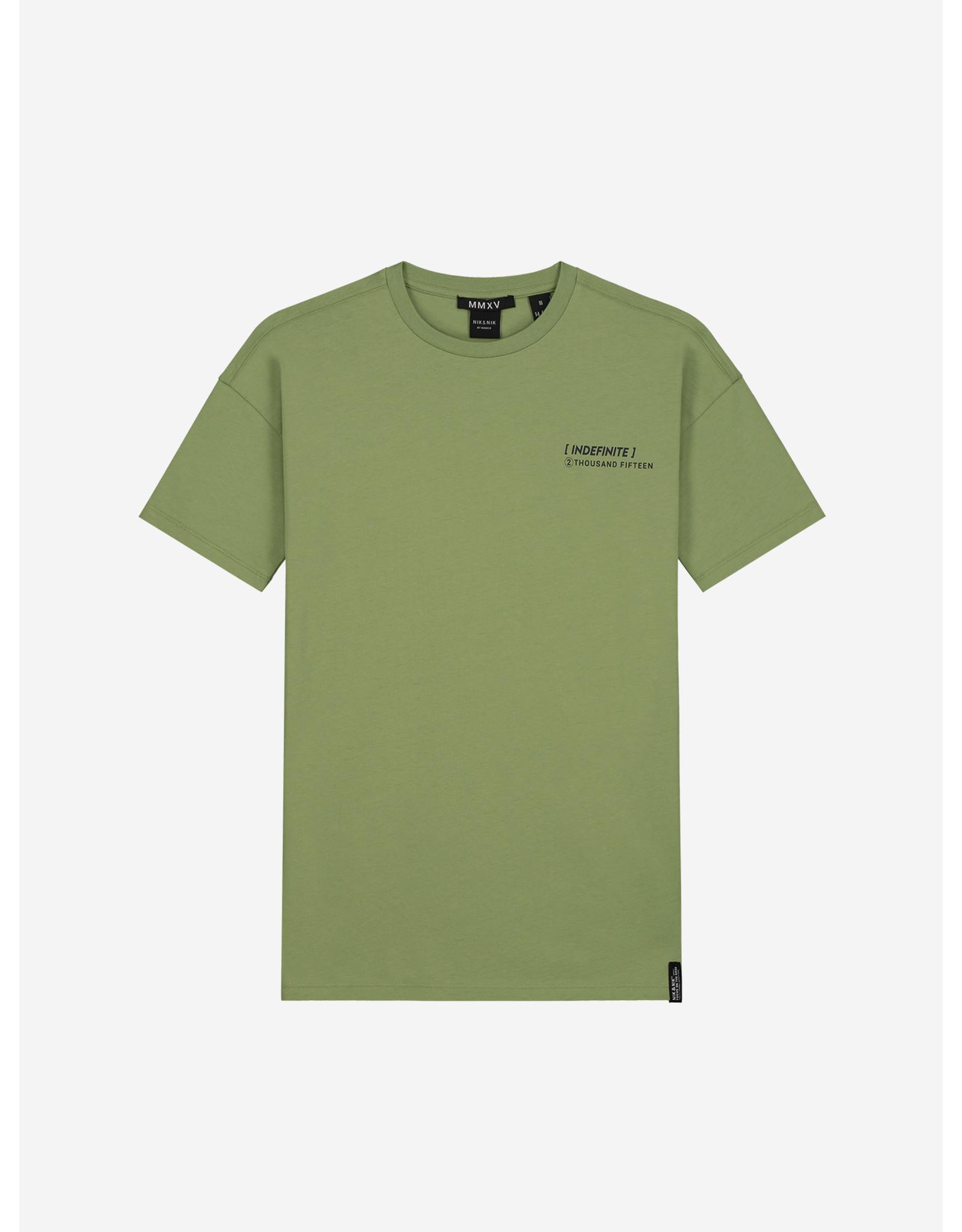 Nik&Nik NIK&NIK Alessio T-shirt Leaf Green