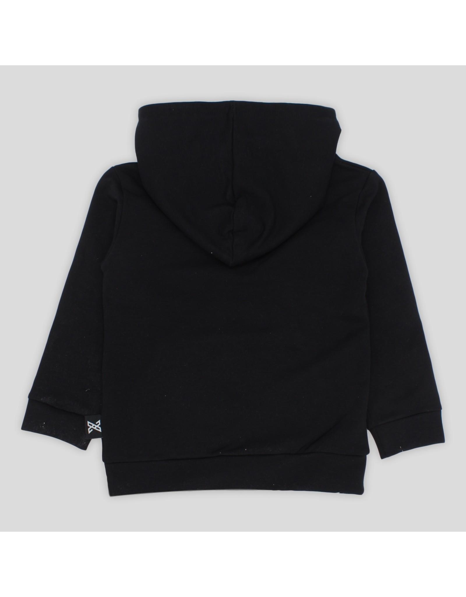 By Xavi By Xavi Pocket Sweater Zwart