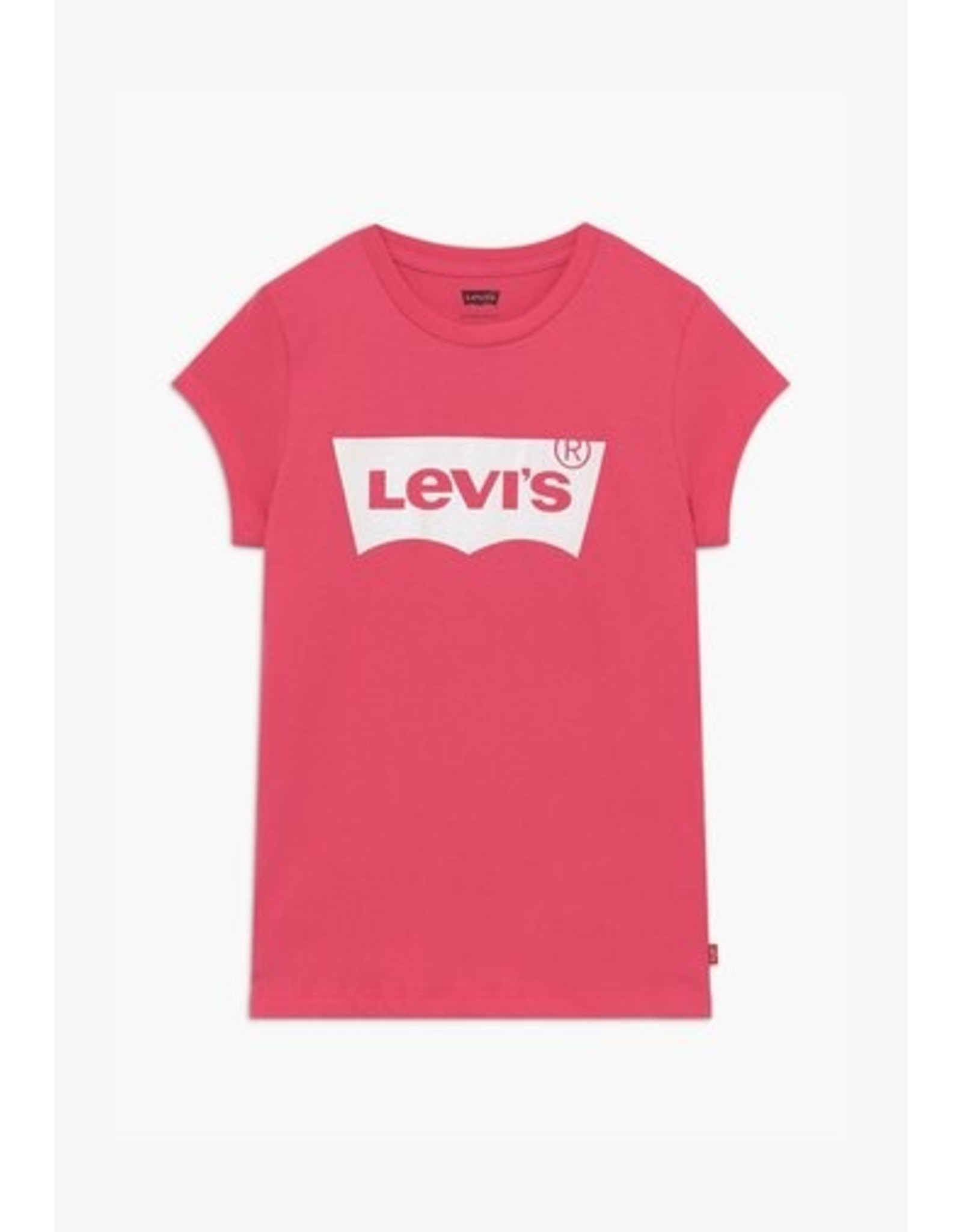 LEVI'S LEVI'S short sleeve Batwing Tee Tea Tree Pink