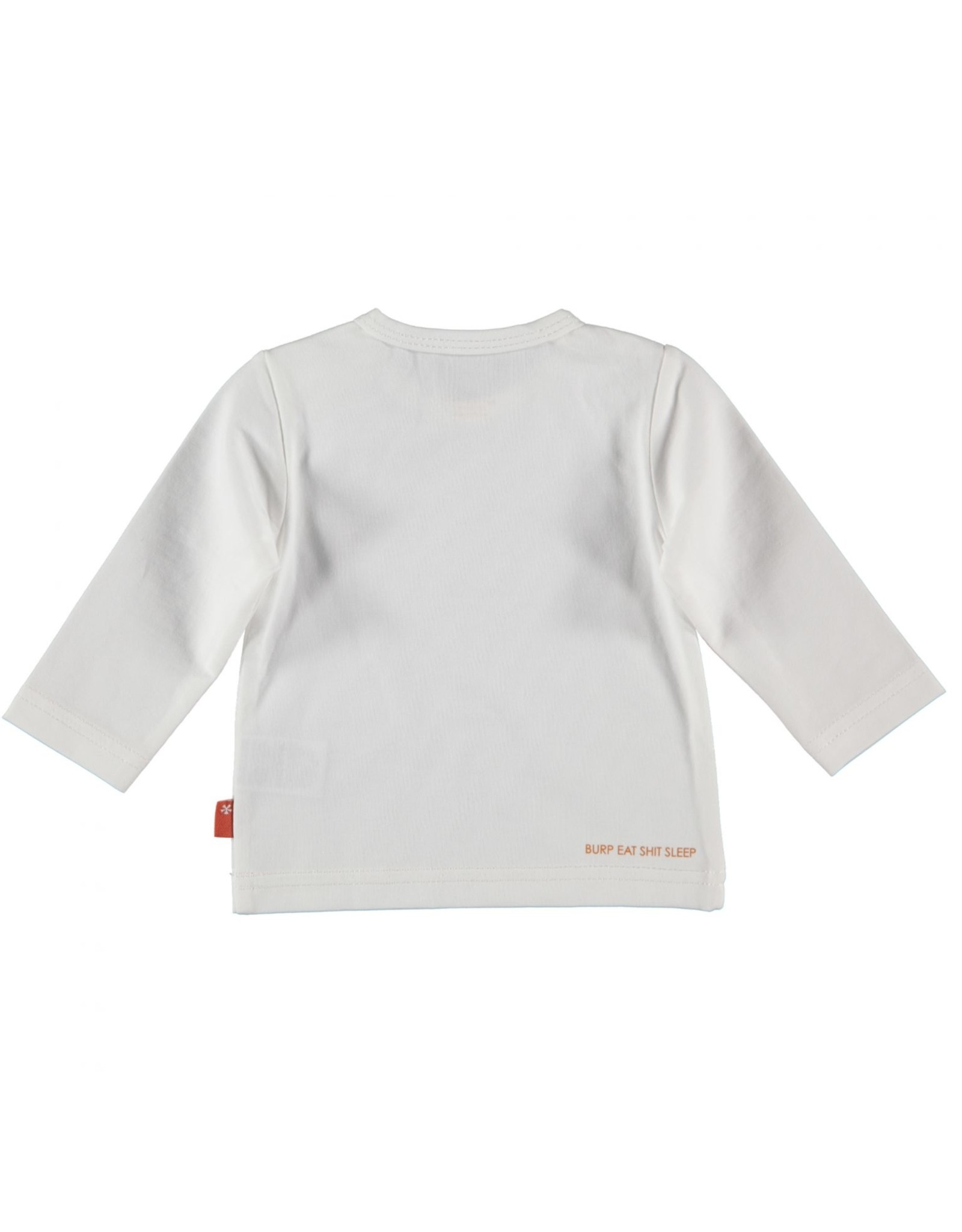 BESS Bess Shirt L. Sl. Rabbit White