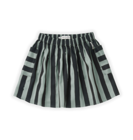Sproet & Sprout Sproet & Sprout Skirt Painted Eucalyptus