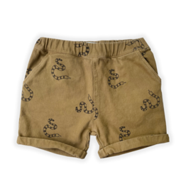 Sproet & Sprout Sproet & Sprout Short Snake Print Desert