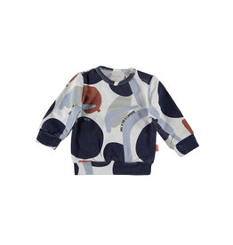 BESS Bess Sweater AOP Camouflage Dessin