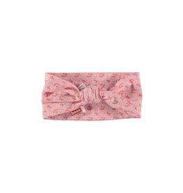 BESS Bess Headband AOP Flower Pink