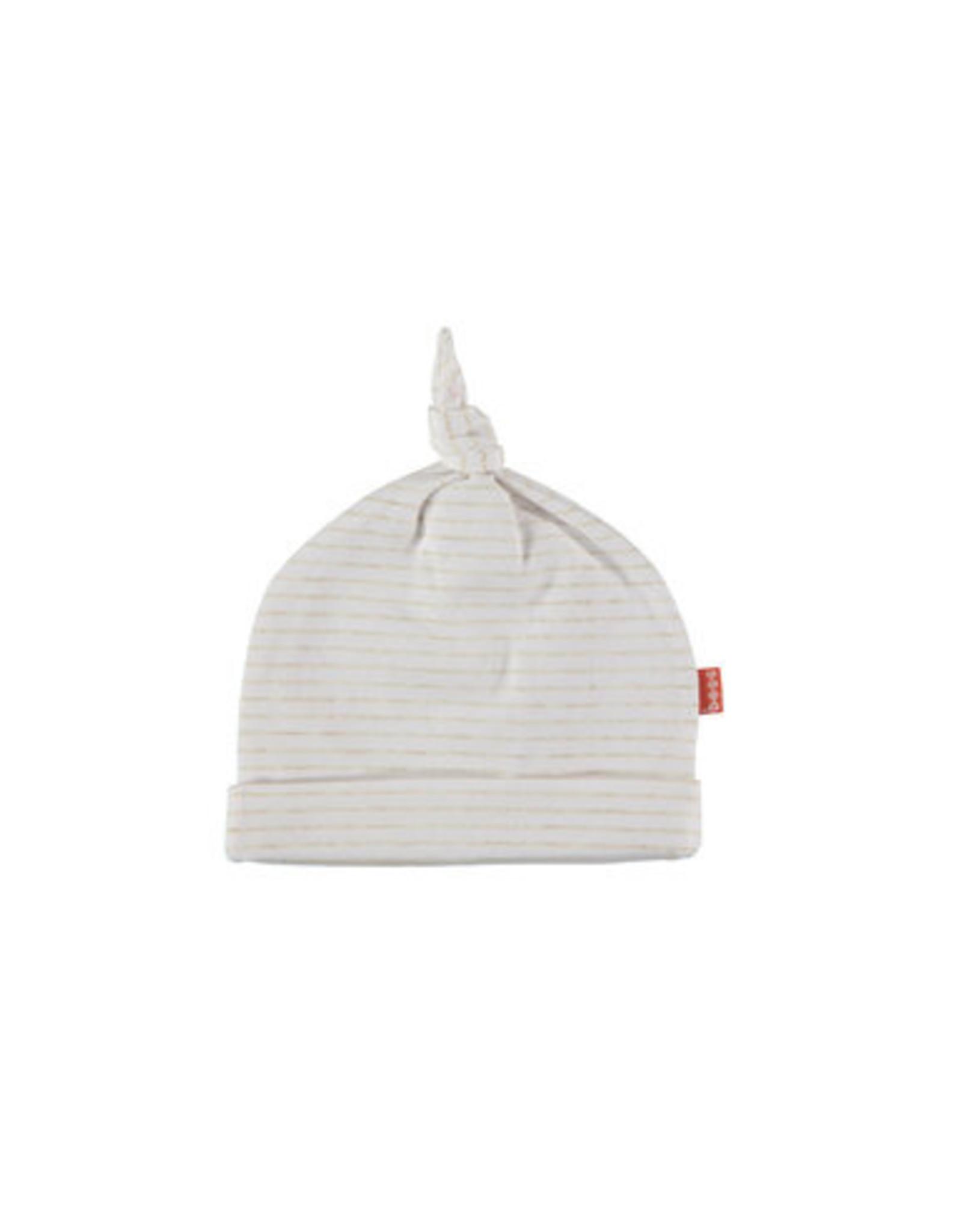 BESS Bess Hat Lines White