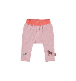BESS Bess Legging Uni Pink