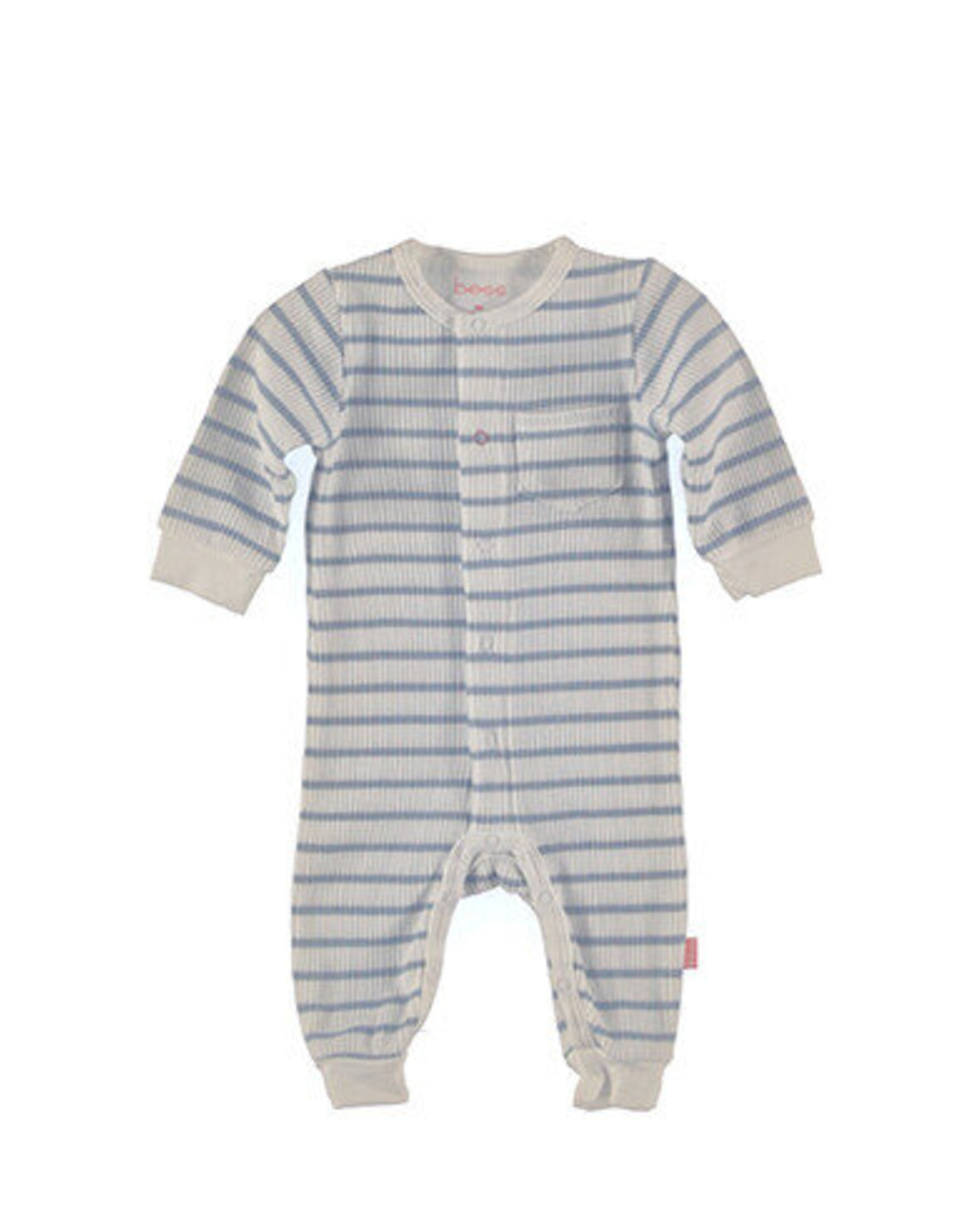 BESS Bess Suit Striped White