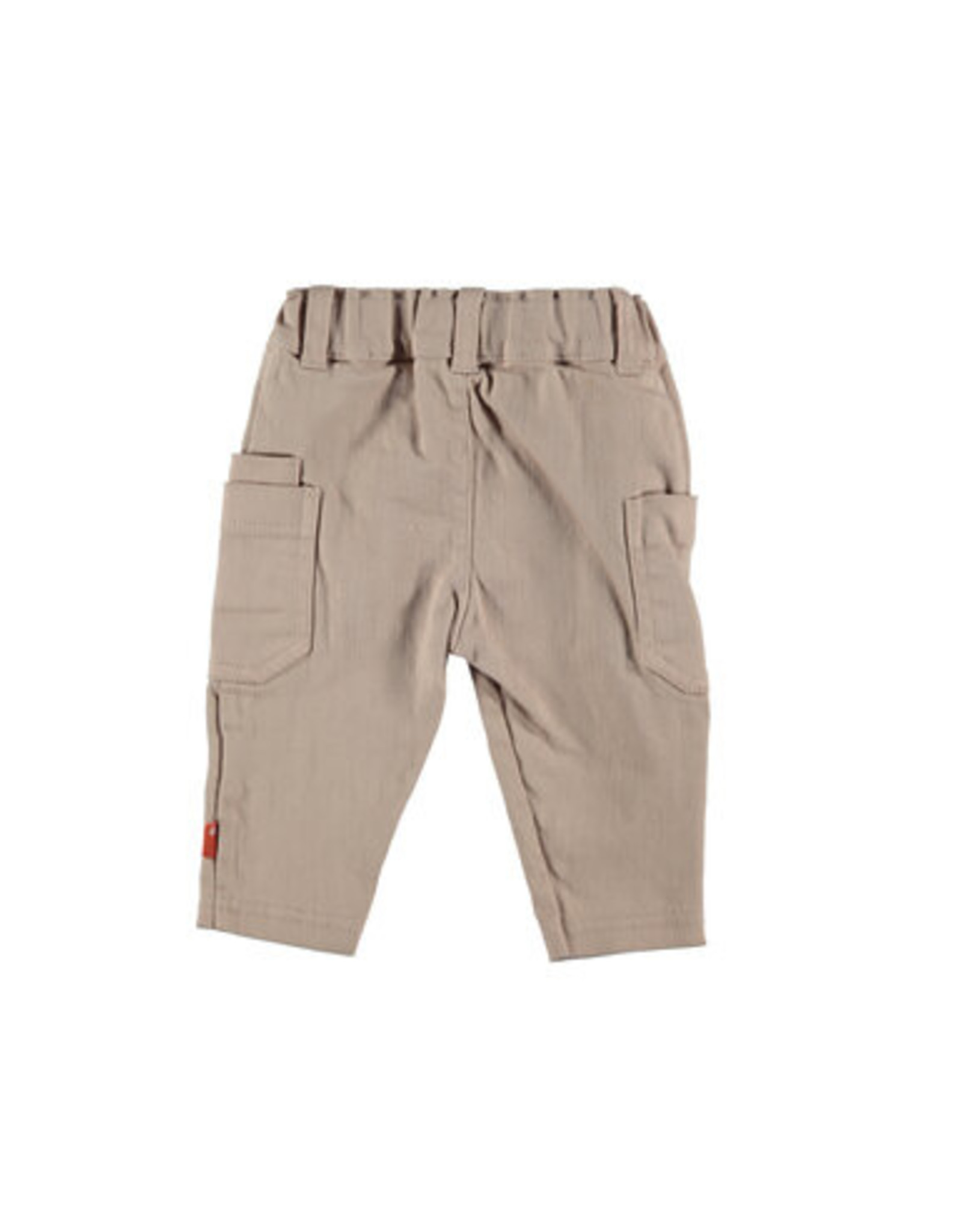 BESS Bess Pants With Pockets Sand