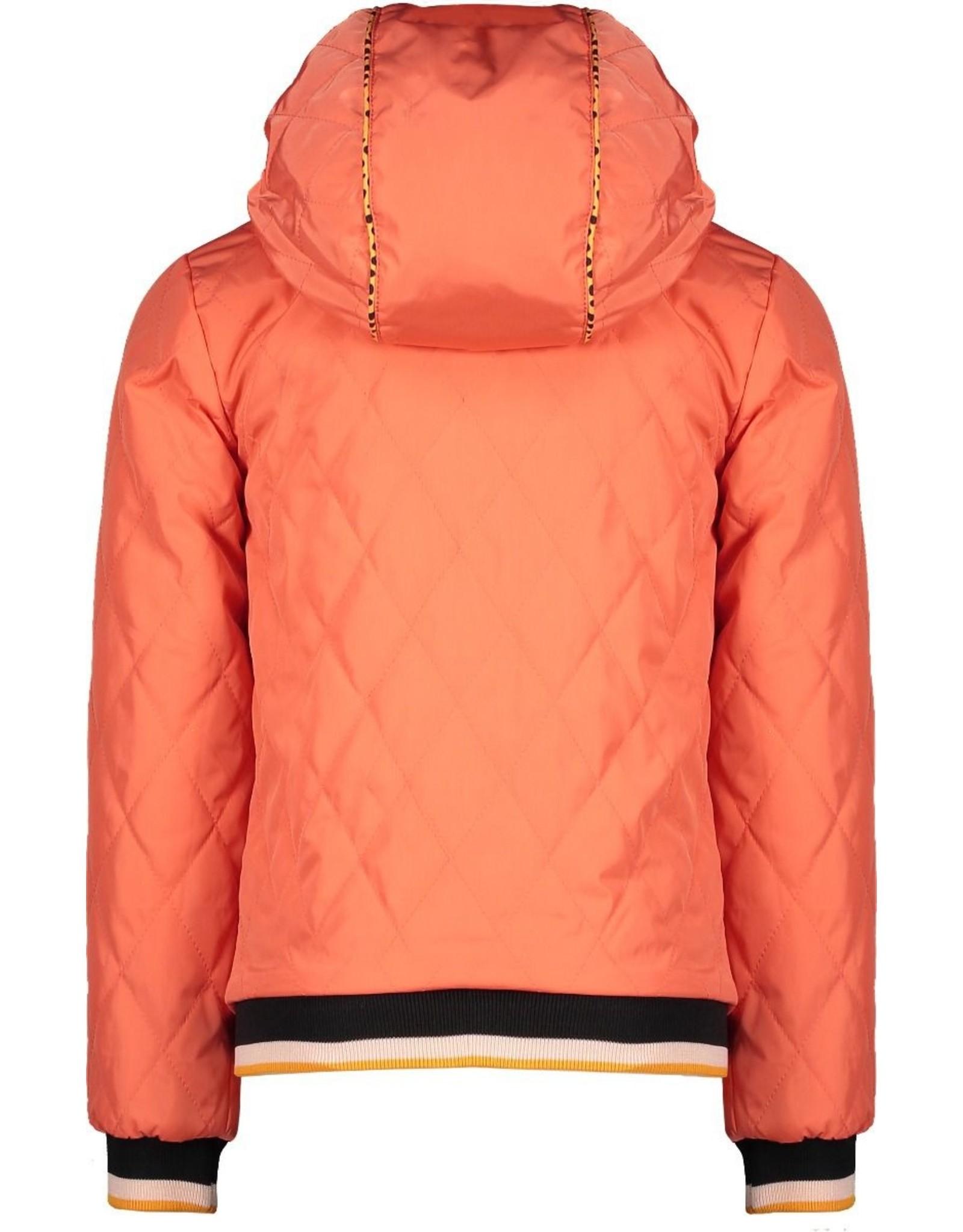 NONO NoNo Recycled Jacket Rev. Blazing Orange