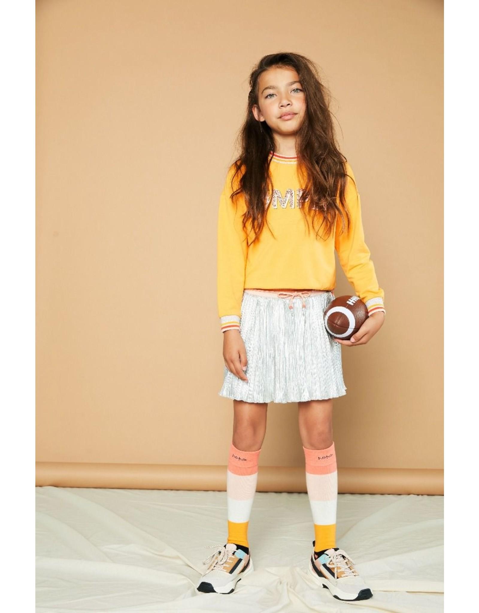 NONO NoNo Nobby Short Skirt Silver