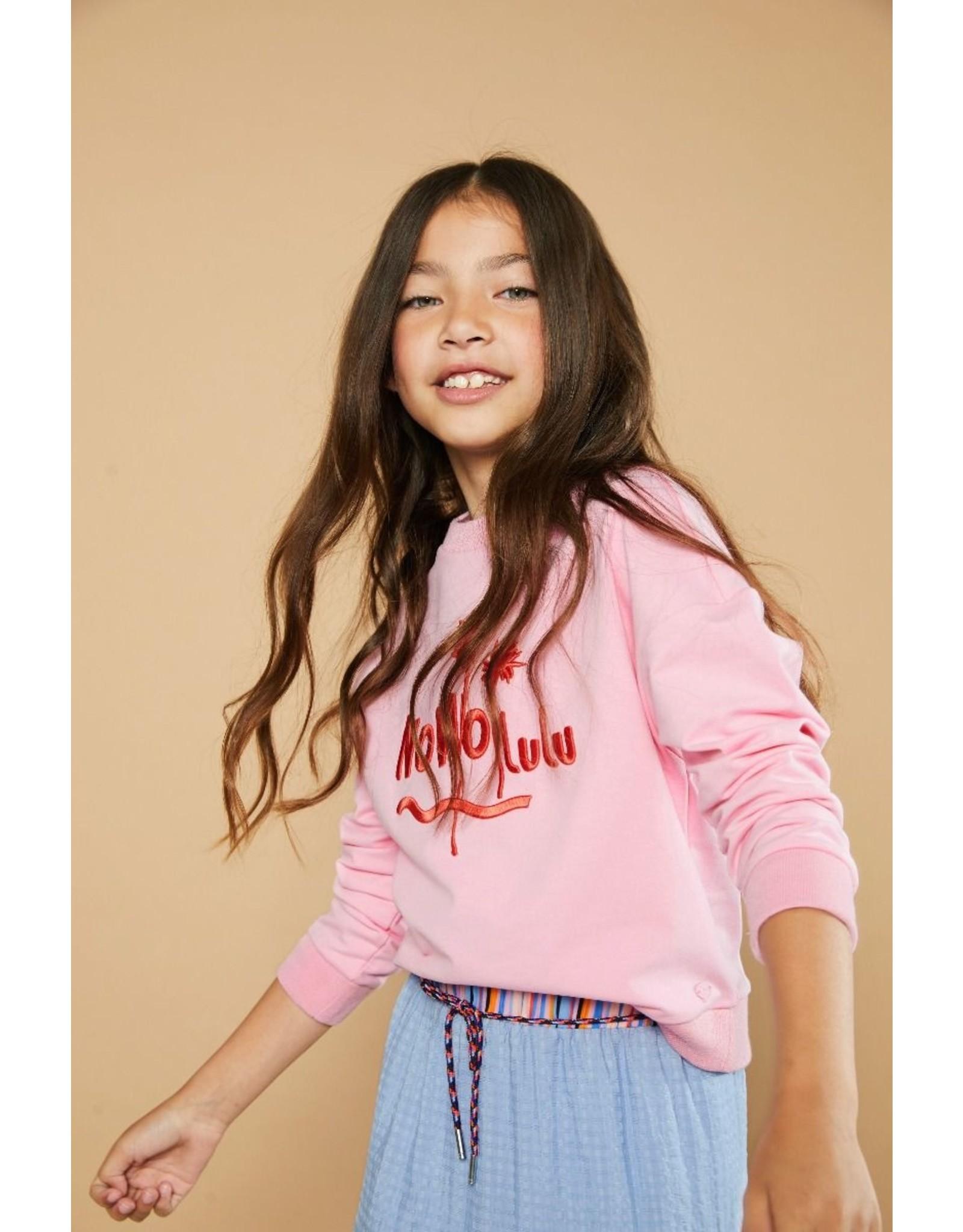 NONO NoNo Kessa Drop shoulder Loving Pink