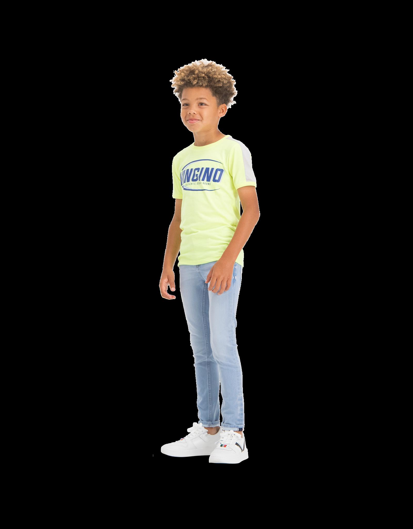 Vingino Vingino Hampion T-shirt Neon Yellow
