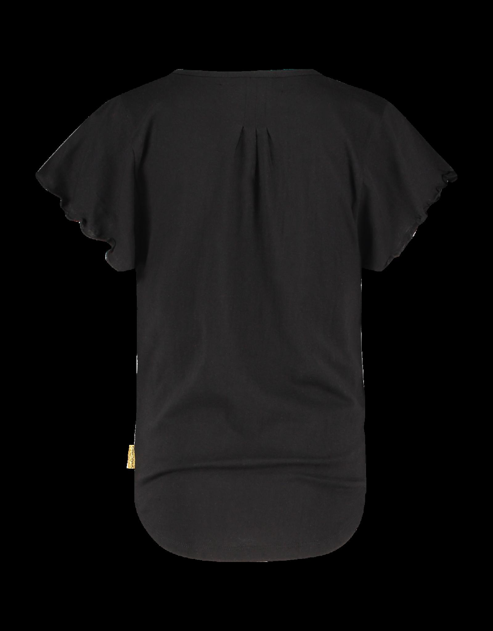Vingino Vingino T-shirt Imani Deep Black