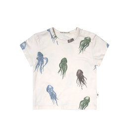 Your Wishes Your Wishes Jellyfish Loose Tee Multicolor