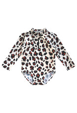 Your Wishes Your Wishes Leopard Bodysuit Terra