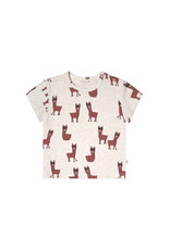Your Wishes Your Wishes Laidback Lama Loose Tee Terra
