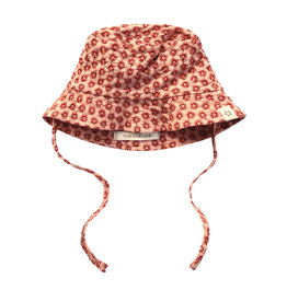 Your Wishes Your Wishes Broderie Terra Summer Hat Peach