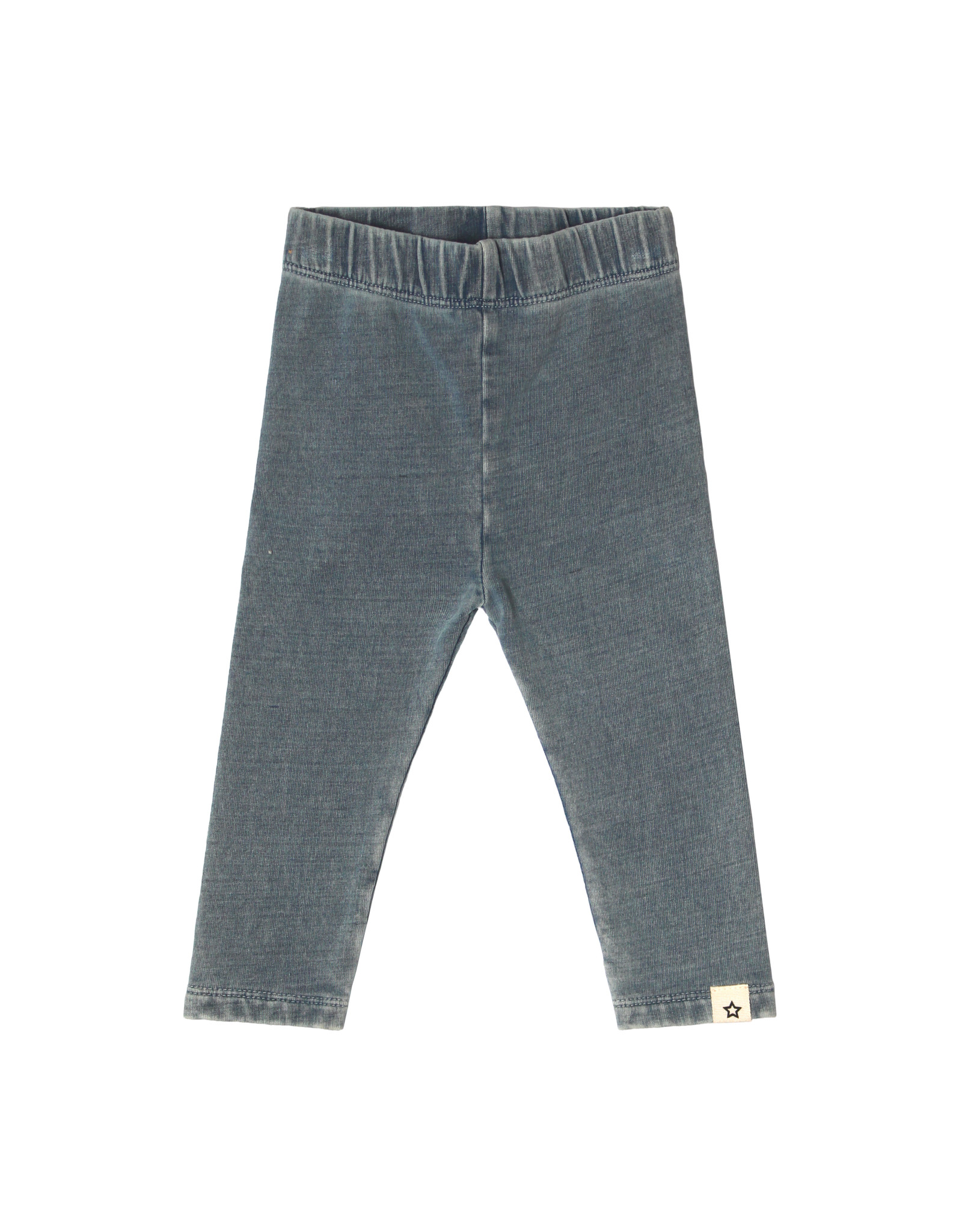 Your Wishes Your Wishes Knitted Denim Legging