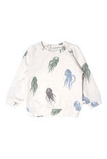 Your Wishes Your Wishes Jellyfish Sweatshirt Multicolor