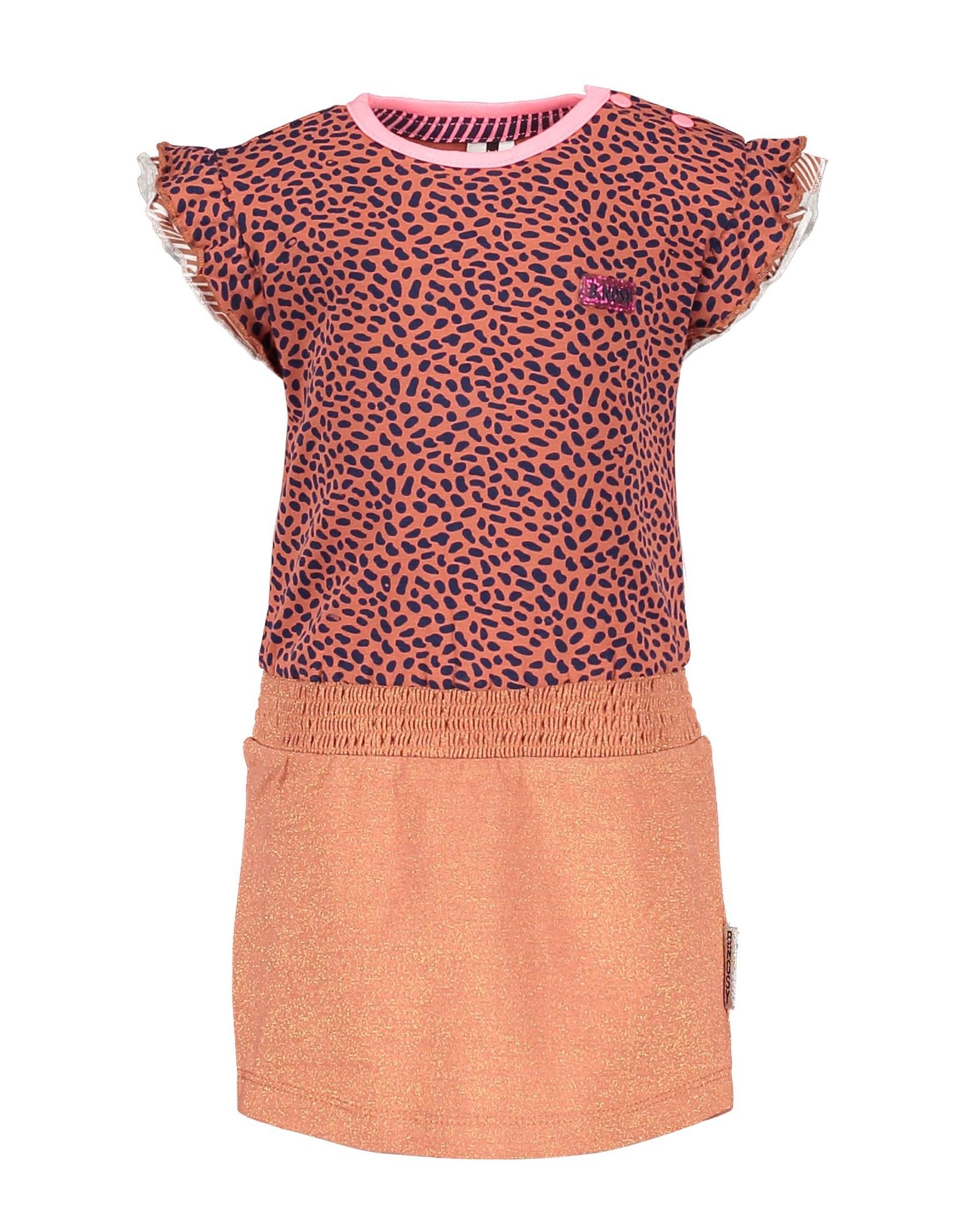 B.Nosy B.Nosy Baby Girls Dress Mix Dots