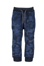 B.Nosy B.Nosy Baby Boy Camo Pants Space Blue