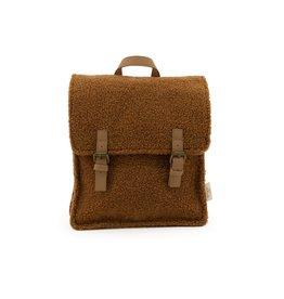 Nanami Nanami Teddy Backpack Caramel