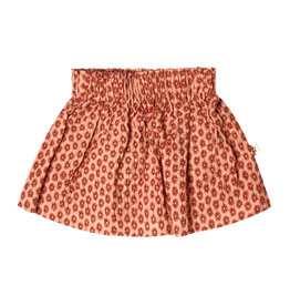 Your Wishes Your Wishes Broderie Terra Skirt Peach