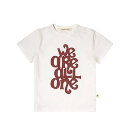 Your Wishes Your Wishes T-shirt All One Off-white