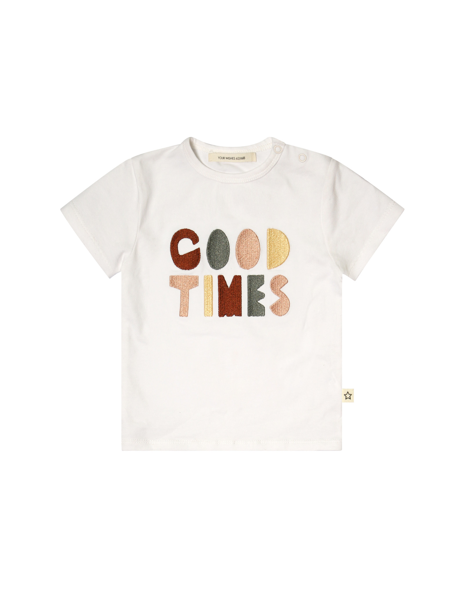 Your Wishes Your Wishes Good Times Off-white
