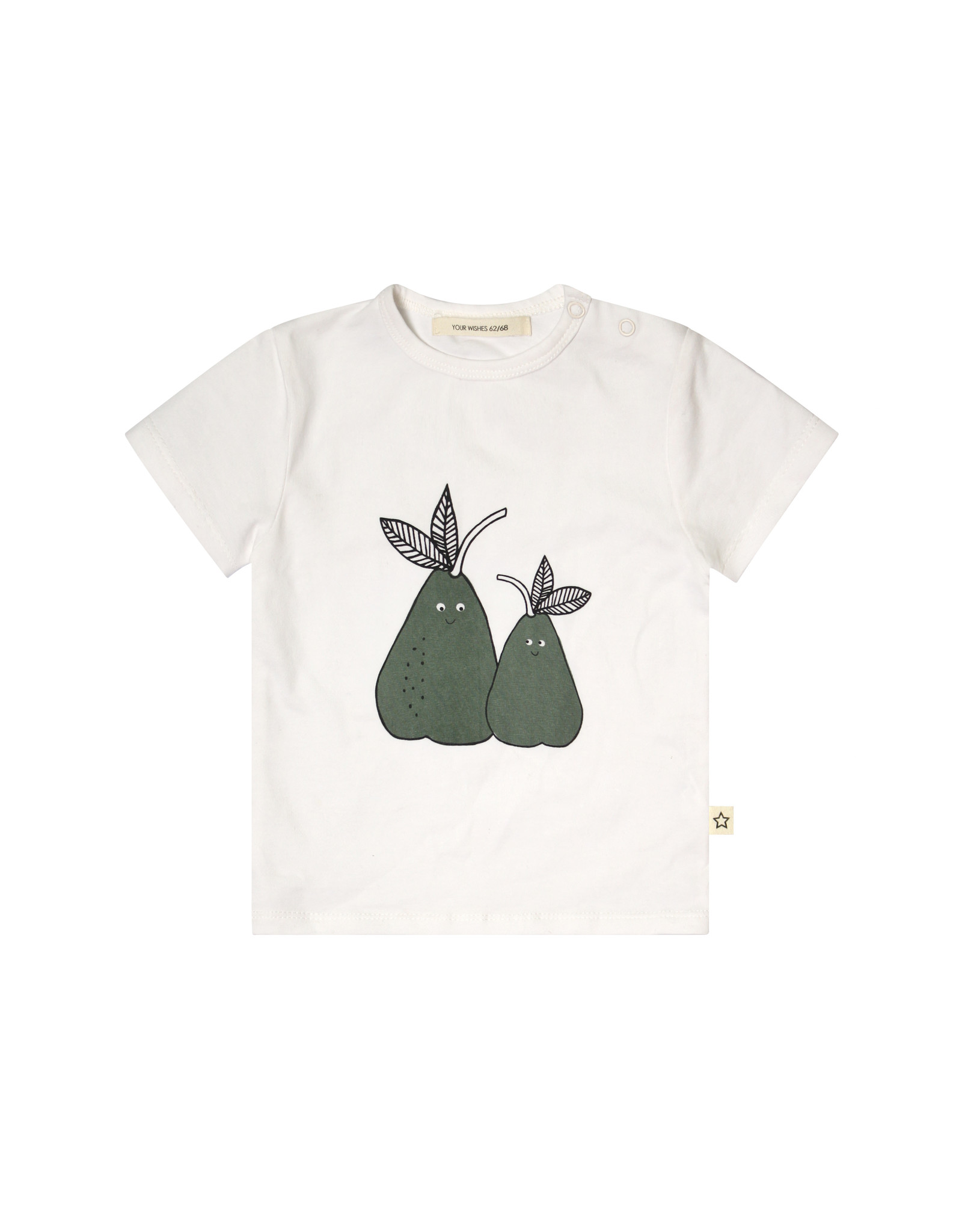Your Wishes Your Wishes Cute Pear Off-white