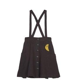 Nadadelazos Nadadelazos Skirt Banana Washed Black
