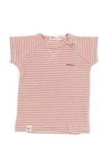 Riffle Amsterdam Riffle Amsterdam T-shirt short sleeve Rib Red Stripe