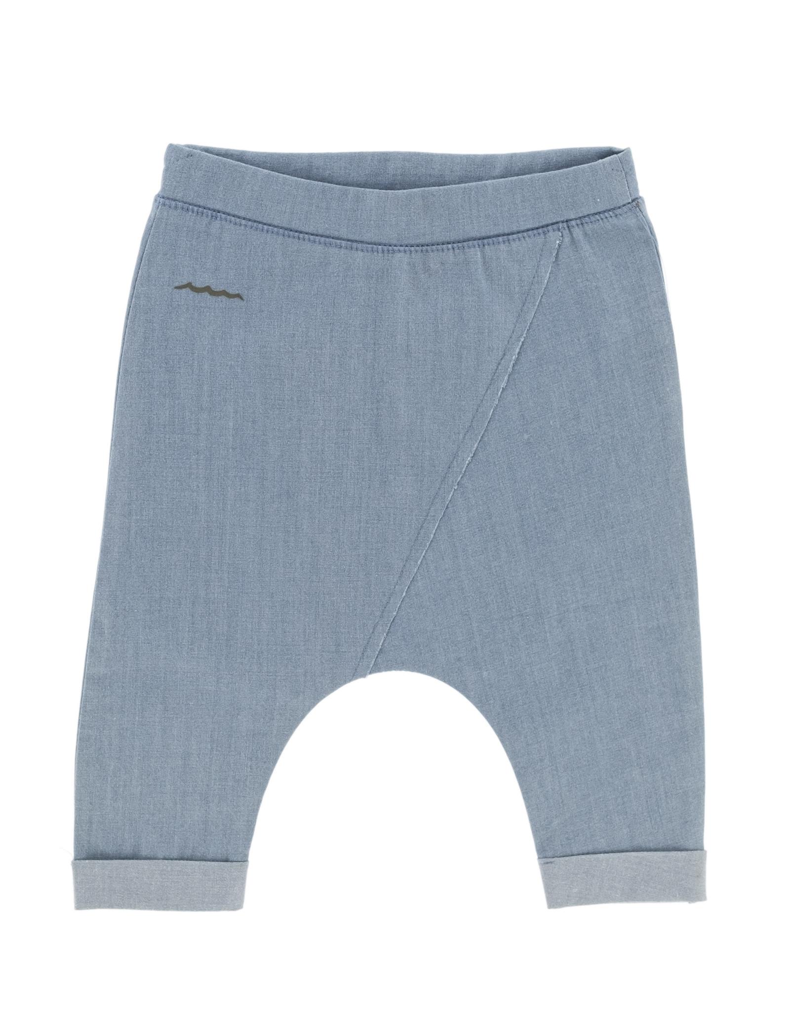 Riffle Amsterdam Riffle Amsterdam Baggy Pants Denim
