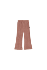 House of Jamie HOJ Flared Pants Baked Clay