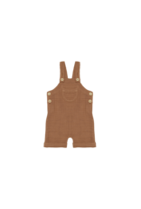 House of Jamie HOJ Relaxed Dungaree Burnt Ginger