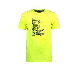 TYGO & Vito TYGO & Vito Neon T-shirt Crocodile