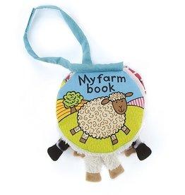 Jellycat Jellycat My Farm Book