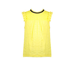 NONO NoNo Taya Blouse No Sleeve With Lace Details Lime Light