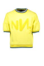 NONO NoNo Kessa Oversized Big Sleeved Sweater Lime Light