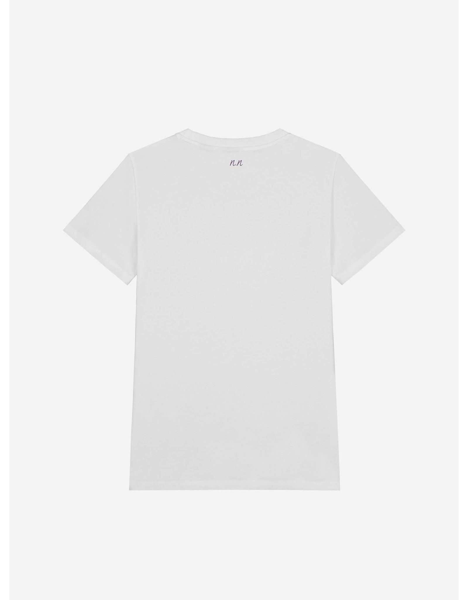 Nik&Nik NIK&NIK Annika T-shirt Off White