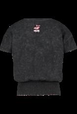 Vingino Vingino T-shirt Hinja Deep Black