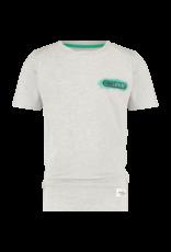 Vingino Vingino  Hafort T-shirt Light Grey