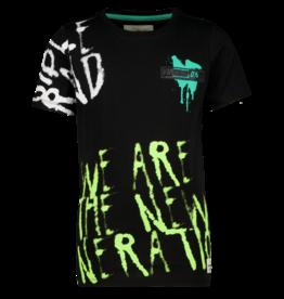 Vingino Vingino T-shirt Hexup Deep Black