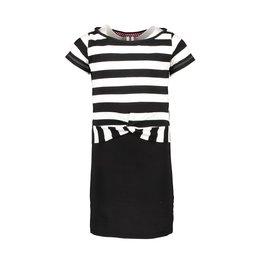 B.Nosy B.Nosy Girls 2 in 1 Dress Black