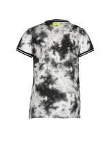 B.Nosy B.Nosy Boys SS Tie Dye Shirt Tie Dye Black