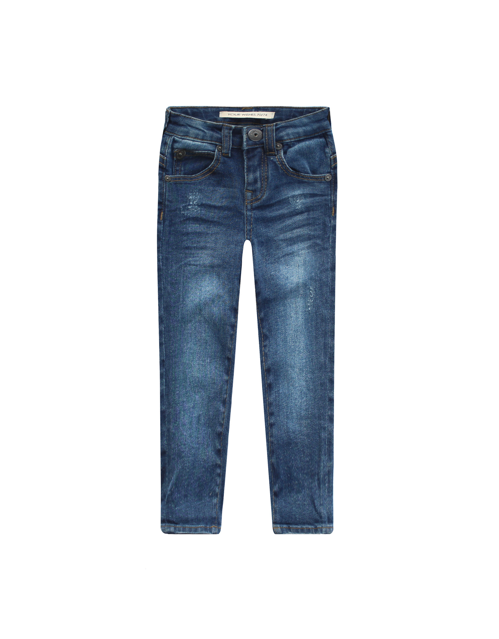 Your Wishes Your Wishes Denim Slim Fit Medium Blue