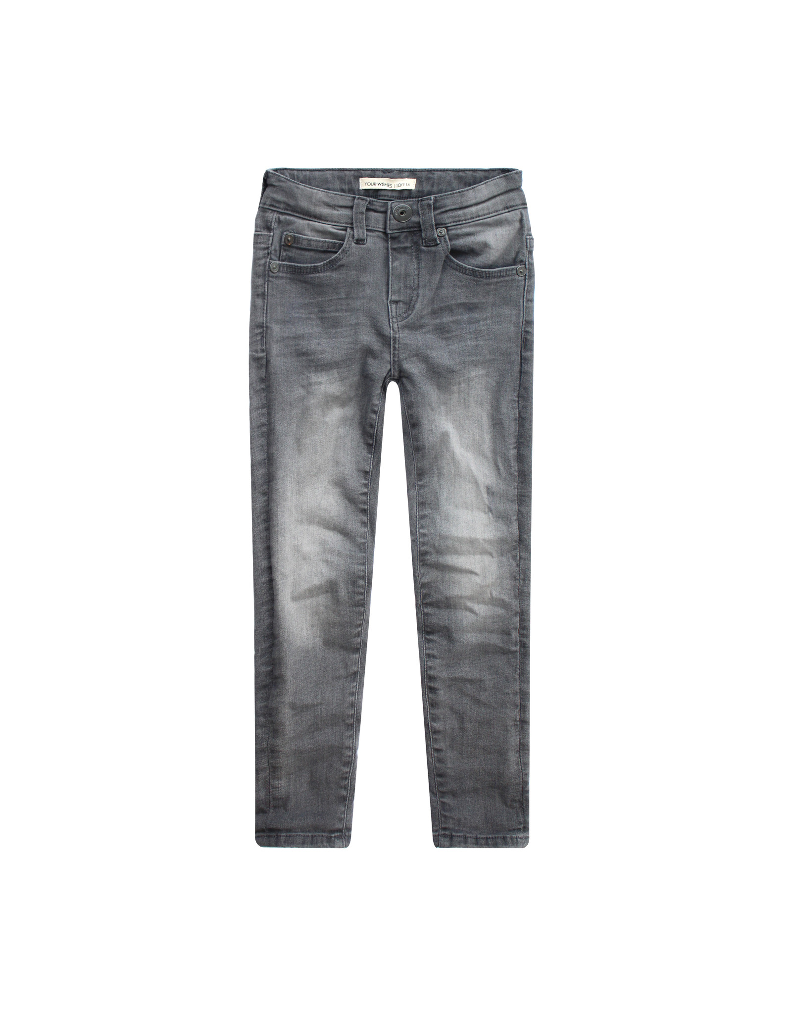 Your Wishes Your Wishes Denim Slim Fit Jeans Grey